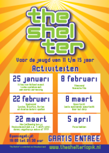 The Shelter activiteiten