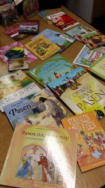 Boeken en films over Pasen